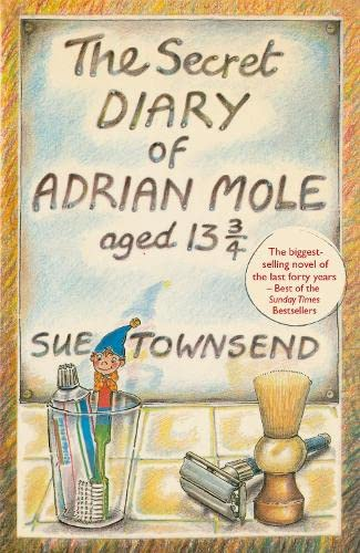 The Secret Diary of Adrian Mole Aged 13 3/4 By none