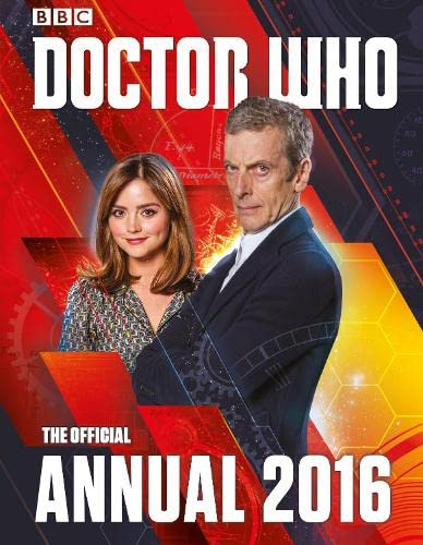 Doctor Who: Official Annual 2016 By Various