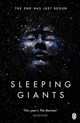 Sleeping Giants: Themis Files Book 1 by Sylvain Neuvel