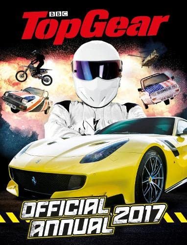 Top Gear Official Annual 2017 by