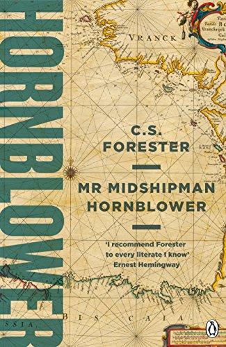 Mr Midshipman Hornblower By C. S. Forester