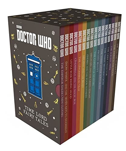 Doctor Who: Time Lord Fairy Tales Slipcase Edition