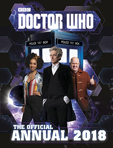 Doctor Who: Official Annual 2018 By BBC