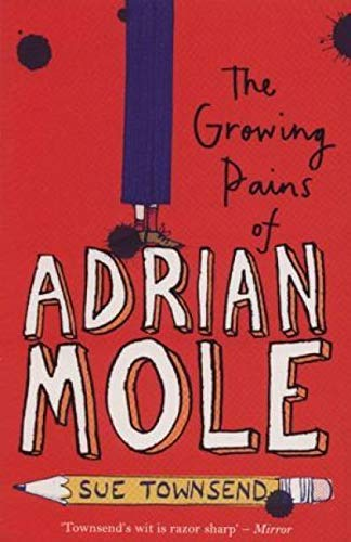 The Growing Pains of Adrian Mole: Adrian Mole Book 2 By Sue Townsend