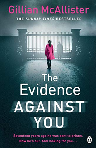 The Evidence Against You: The gripping new psychological thriller from the Sunday Times bestseller By Gillian McAllister
