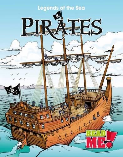 Pirates By Rebecca Rissman