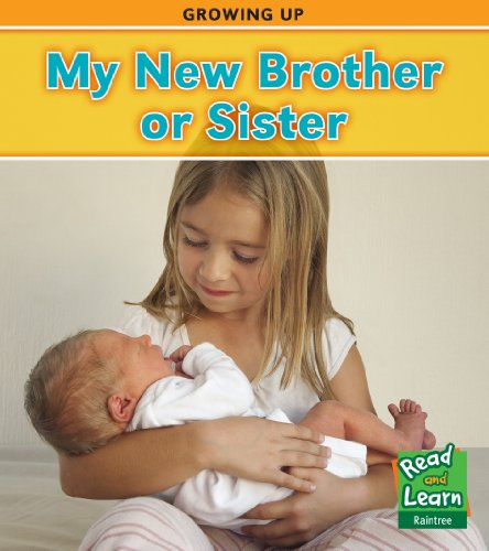 My New Brother or Sister By Charlotte Guillain