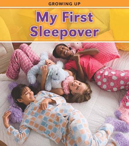My First Sleepover By Charlotte Guillain
