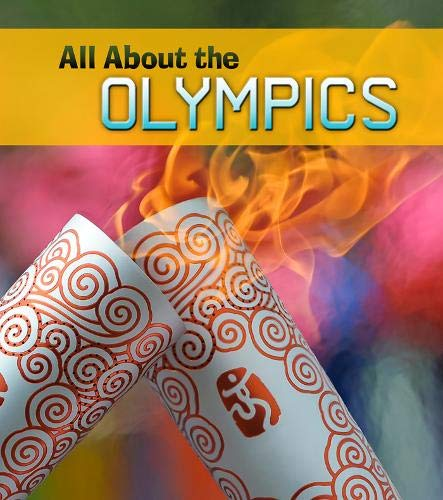 All About The Olympics By Nick Hunter Used Very Good border=