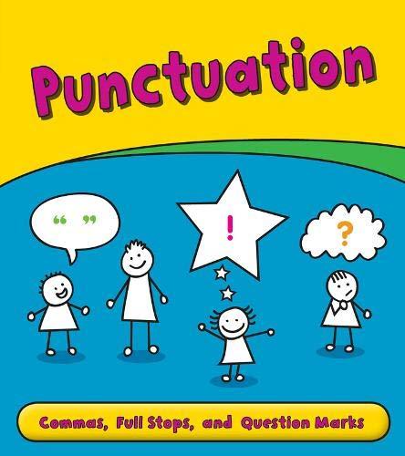 Punctuation By Anita Ganeri