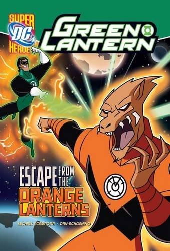 Escape from the Orange Lanterns by Michael Vincent Acampora