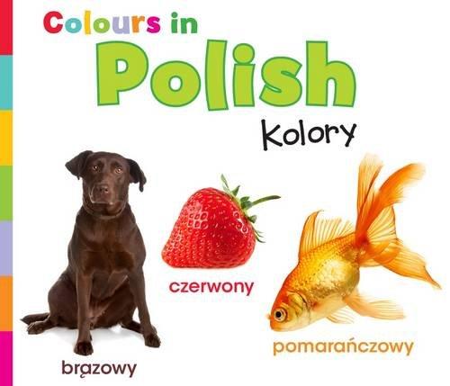 Colours in Polish By Daniel Nunn