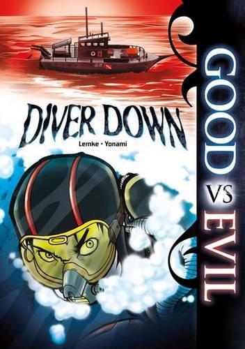 Diver Down By Donald Lemke