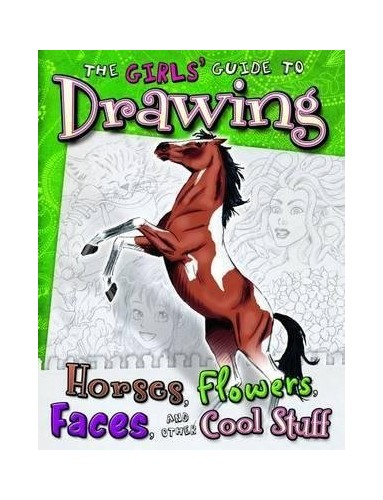 Girls' Guide to Drawing By Kathryn Clay