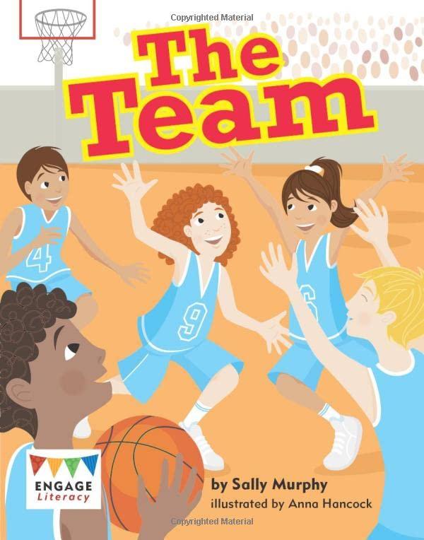 The Team By Sally Murphy