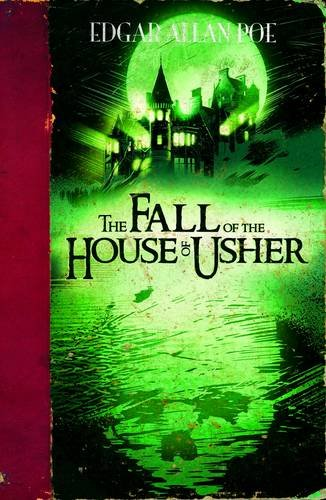 The Fall of the House of Usher By Matthew K. Manning | Used | 9781406266436  | World of Books