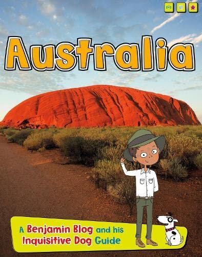 Australia By Anita Ganeri