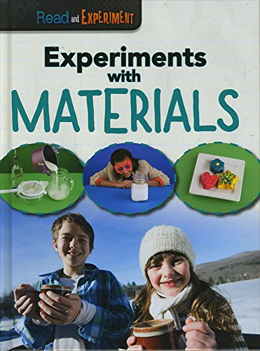 Experiments with Materials By Isabel Thomas