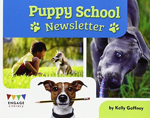 Puppy School Newsletter By Kelly Gaffney