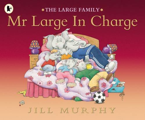 Mr Large in Charge by Murphy