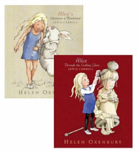 Alice Boxed Set By Lewis Carroll