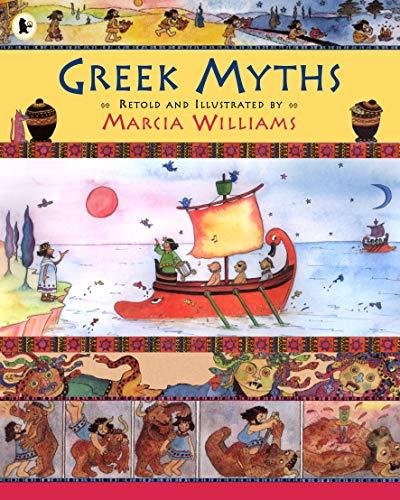 Greek Myths By Marcia Williams