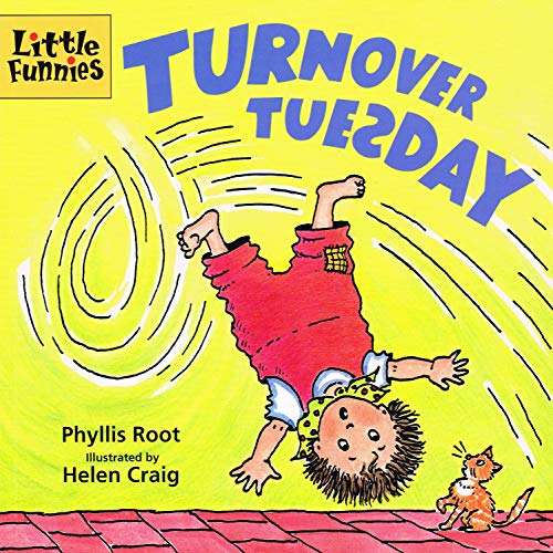 Turnover Tuesday (Little Funnies) By Phyllis Root
