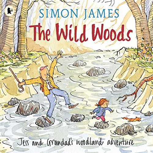 The Wild Woods by Simon James