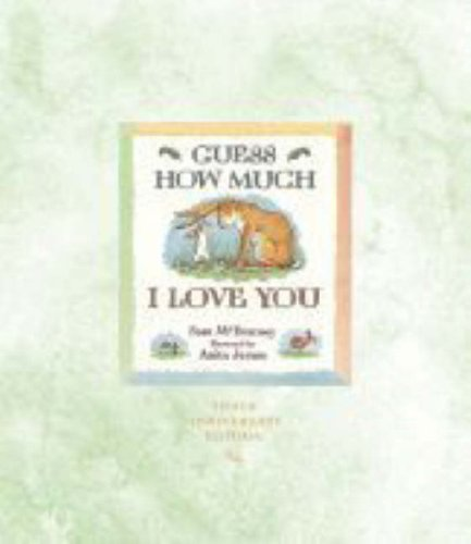Guess How Much I Love You Baby's First Y By Sam McBratney