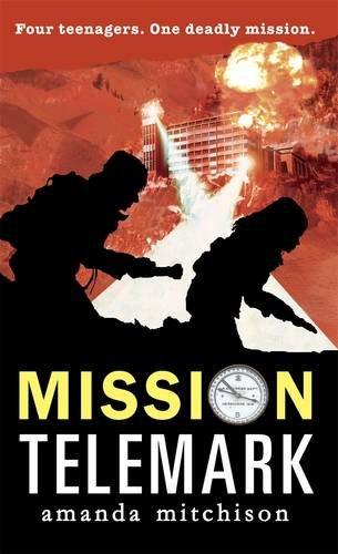 Mission Telemark By Amanda Mitchison