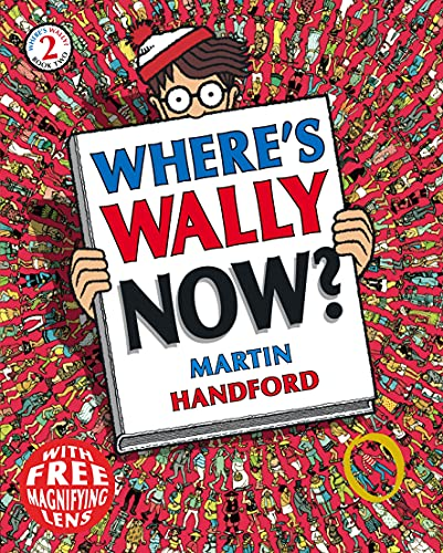 Where's Wally Now?: Mini Edition by Martin Handford