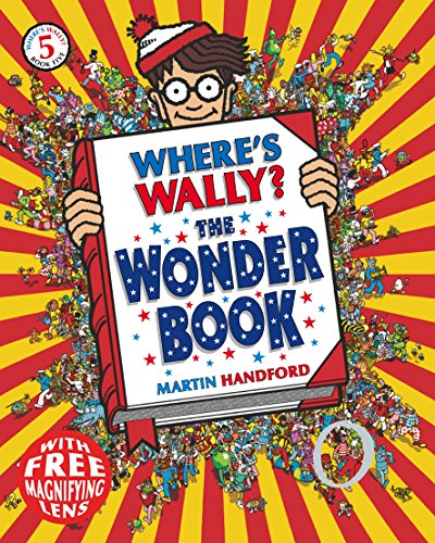 Where's Wally? The Wonder Book By Martin Handford