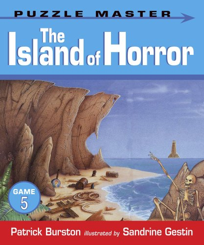 The Island of Horror by Patrick Burston