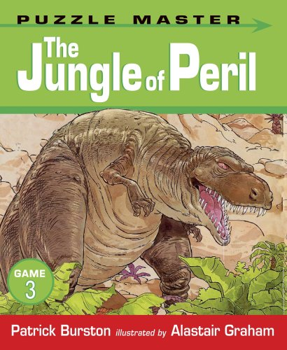 The Jungle of Peril by Patrick Burston