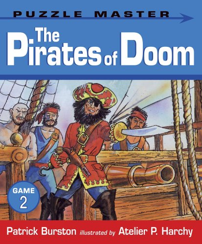 The Pirates of Doom by Patrick Burston