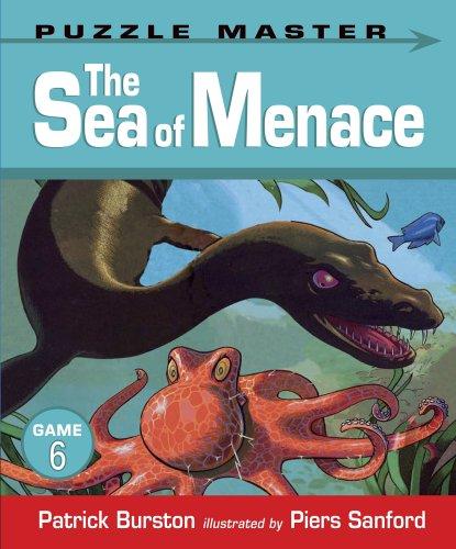 The Sea of Menace by Patrick Burston