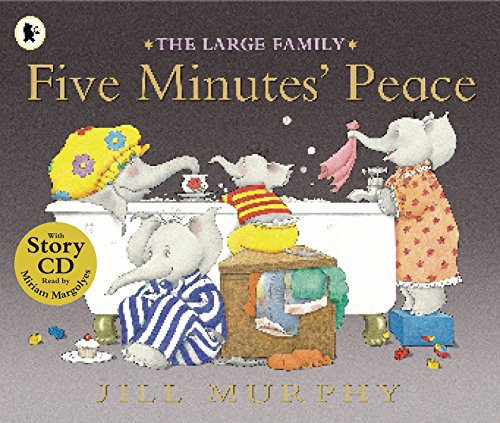 Five Minutes' Peace by Jill Murphy