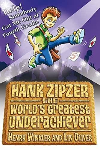 Hank Zipzer Bk 7: Help! Somebody Get Me By Henry Winkler