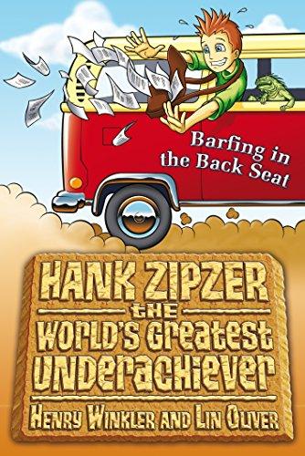 Hank Zipzer 12: Barfing in the Back Seat By Henry Winkler