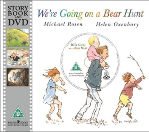 We're Going on a Bear Hunt (Book & DVD) By Michael Rosen