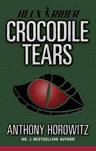 Crocodile Tears By Anthony Horowitz