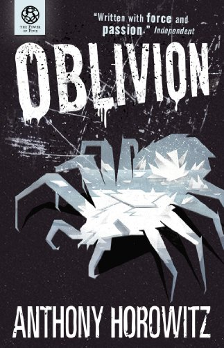 The Power of Five: Oblivion By Anthony Horowitz