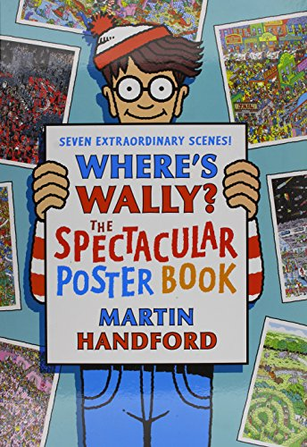 Where's Wally the Spectacular By Martin Handford