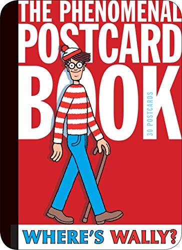 Where's Wally?: The Phenomenal Postcard Book by Martin Handford