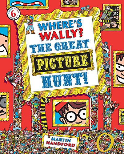 Where's Wally?: The Great Picture Hunt - Mini Edition by Martin Handford