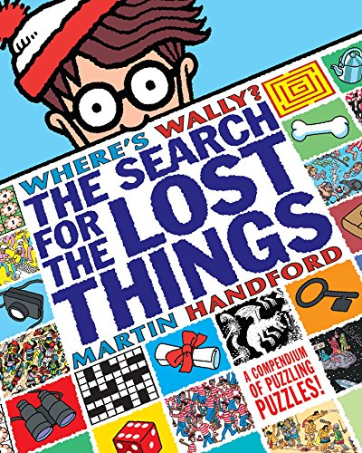 Where's Wally?: The Search for the Lost Things by Martin Handford