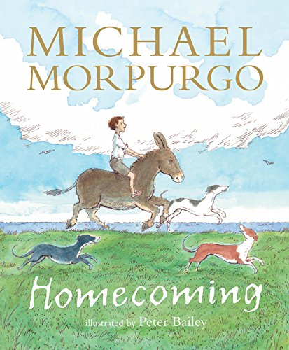 Homecoming by Michael Morpurgo, M. B. E.