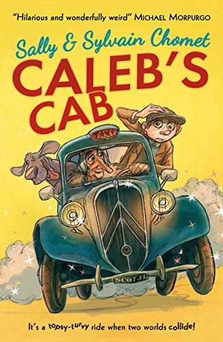 Caleb's Cab By Sally Chomet