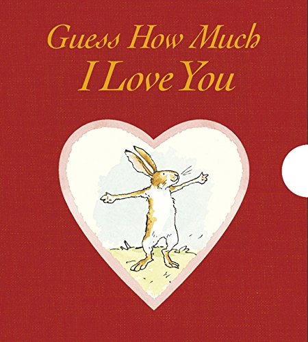 Guess How Much I Love You von Anita Jeram