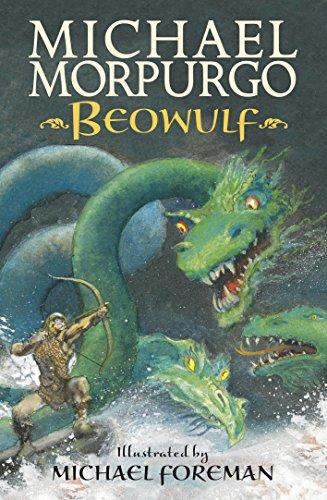 Beowulf von Sir Michael Morpurgo